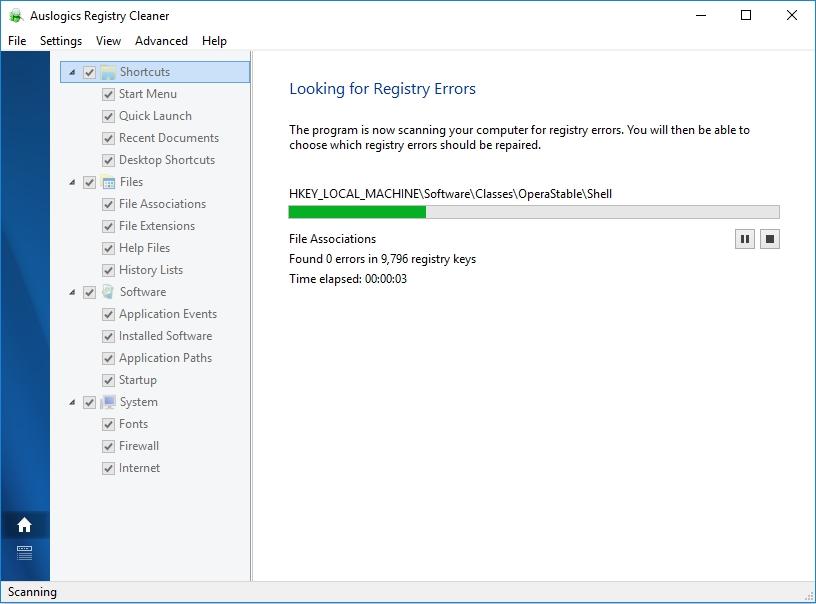 Clean your registry to resolve Windows script host errors.