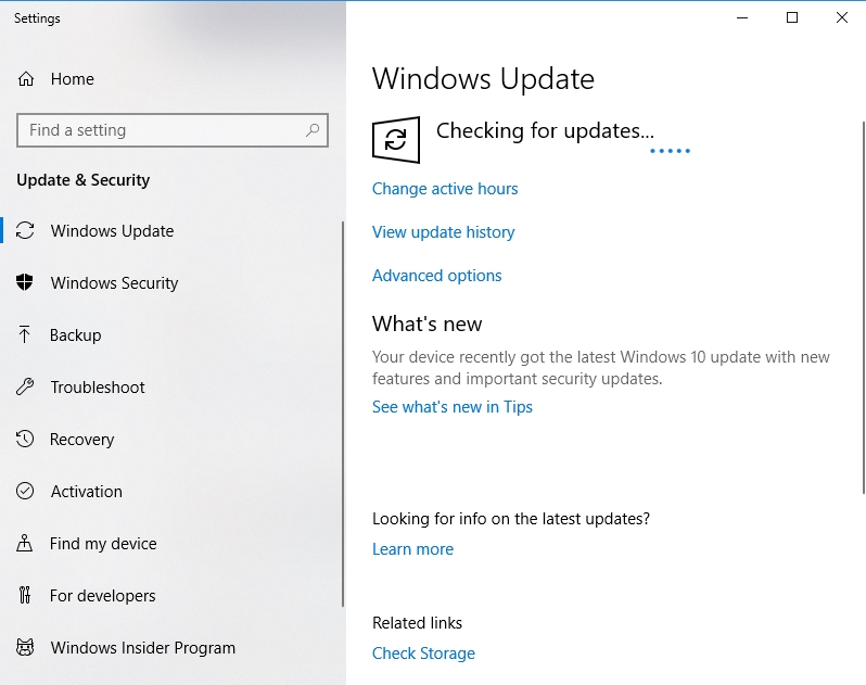 Update your OS to get your mouse back on track.