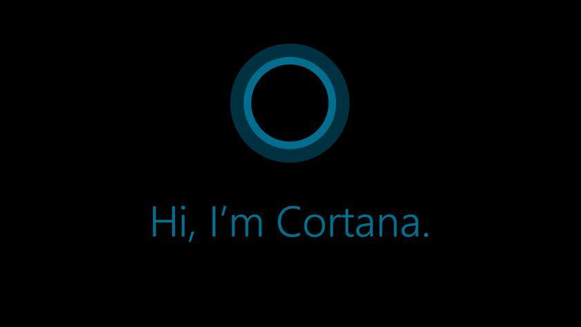 Cortana is here to help you.