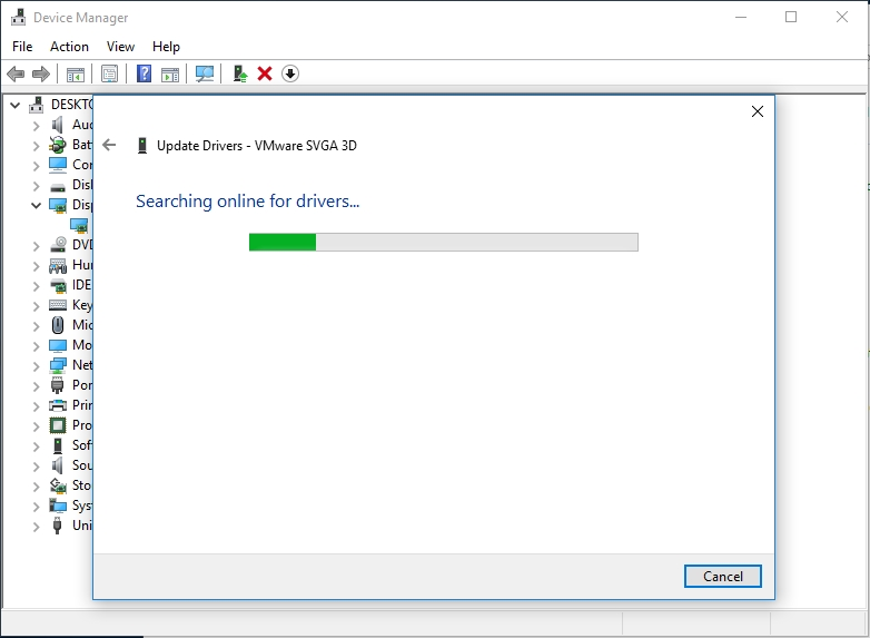 Device Manager will help WIndows find the best drivers for you.