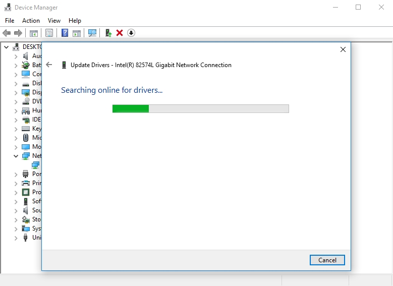 You can update your drivers automatically via Device Manager